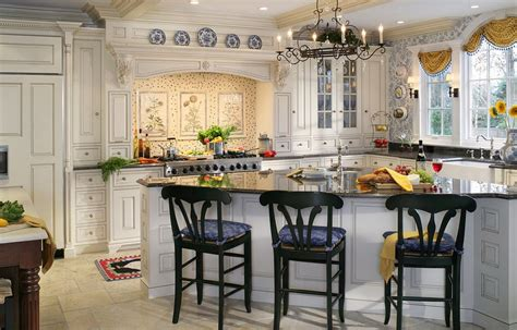 20 ways create french country kitchen