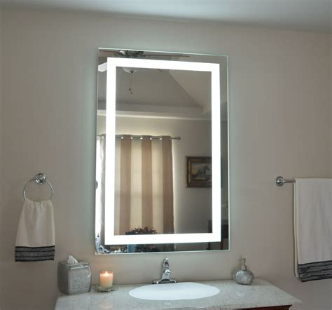 mam83248 32 48 lighted vanity mirror wall mounted