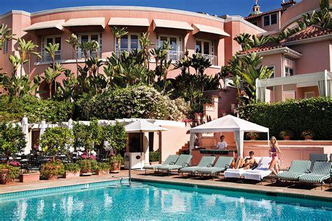 beverly hills hotel bungalows international traveller