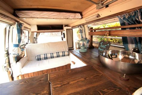 original handmade vw interiors van conversion interior van