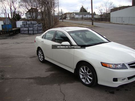 2006 acura tsx pictures information specs auto database