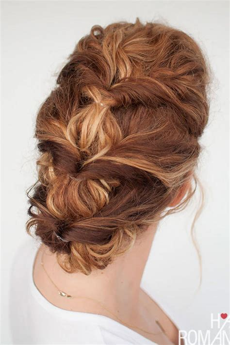 25 easy cute hairstyles curly hair southern living