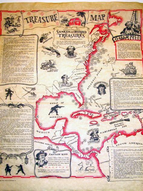 treasure map rfect pirate themed kids room 1