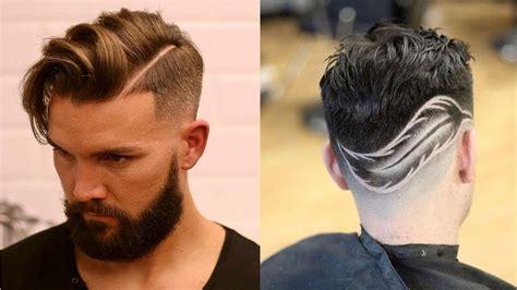 cool hairstyles men 2018 haircut designs ideas guys