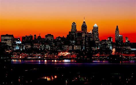night city lights hd wallpaper 風景