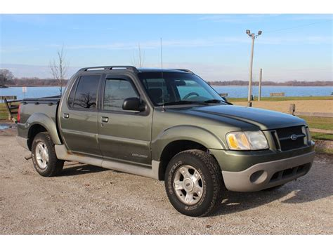 2001 ford explorer sport trac sale private owner