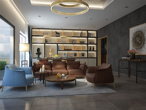 types spacious modern living room designs arranged luxury