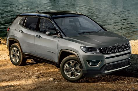 2018 jeep compass limited launched rs 21 07