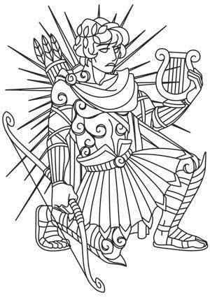 greek gods apollo urban threads unique awesome