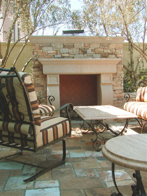 outdoor fireplace mantel home design ideas pictures