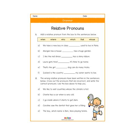 Year 5 English Worksheets Online.html