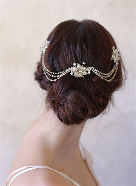 21 ideas dazzling diamond wedding chic vintage brides