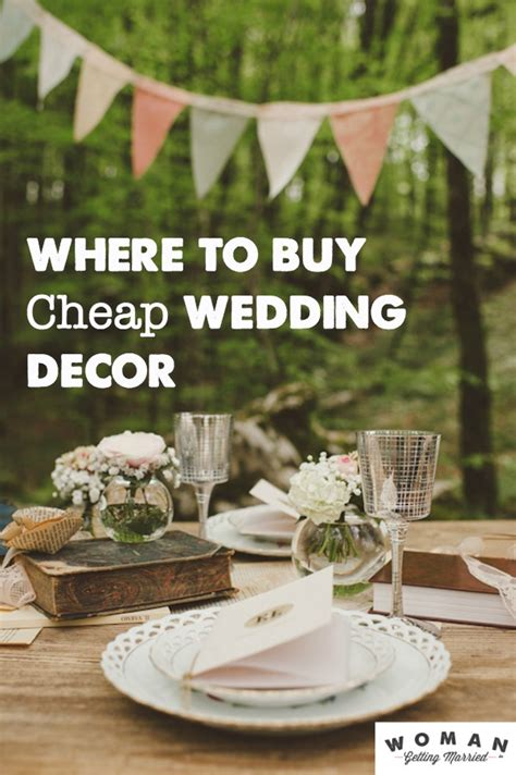 cheap wedding decorations awesome