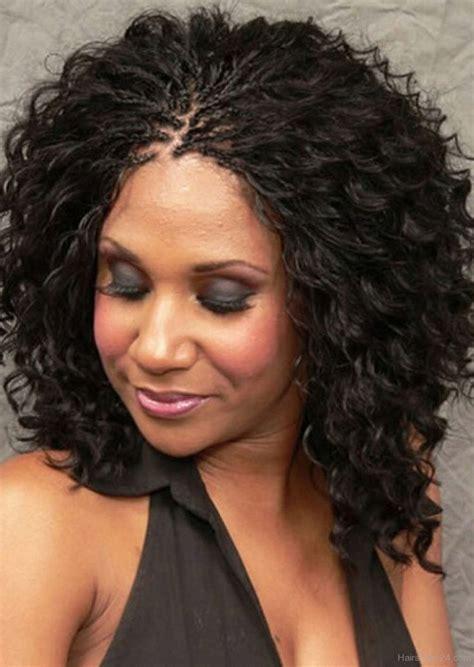 10 10 sexy short black braided messy hairstyles