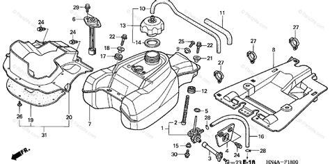 35 honda rancher 350 carburetor diagram wiring diagram