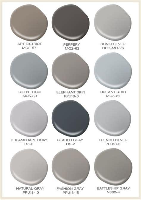mineral grays paint colors living room behr paint