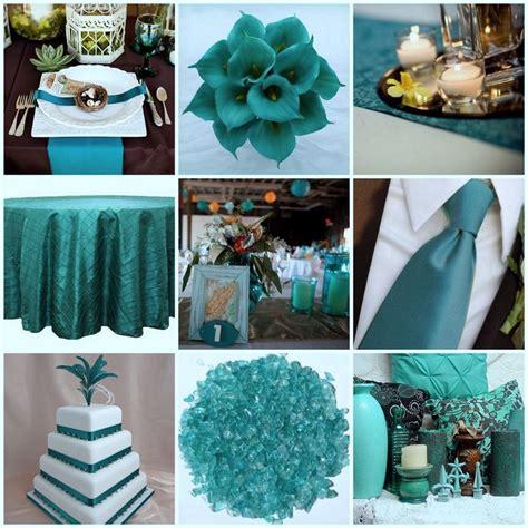 decoracion turquesa colores para boda boda turquesa decoracion