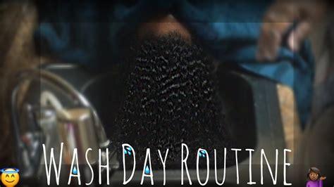 elaine full wash day routine 3b 3c 4a