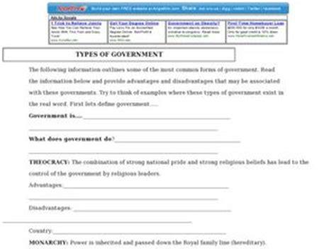 theocracy lesson plans worksheets lesson planet
