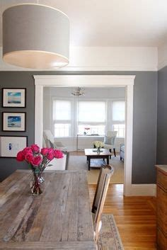gray walls wood trim paint colors wood trim