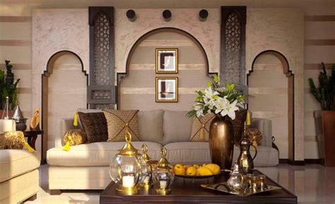 arabic interior design omani princess majlis living room