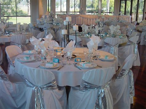Silver And White Wedding Decoration Ideas.html