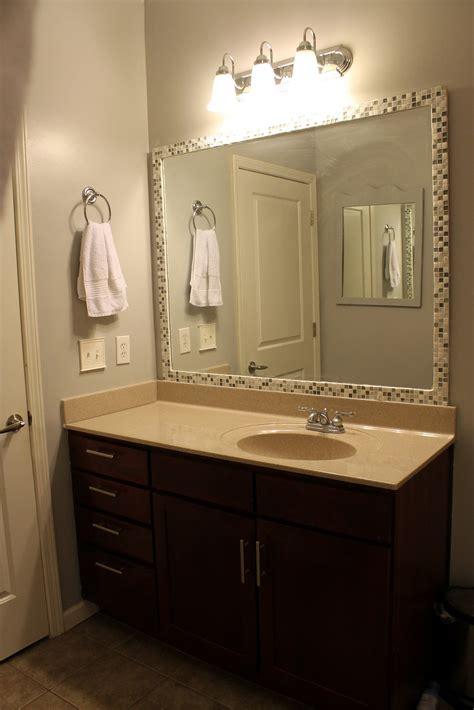 15 inspirations large frameless bathroom mirror mirror ideas
