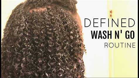 defined wash routine 2017 youtube