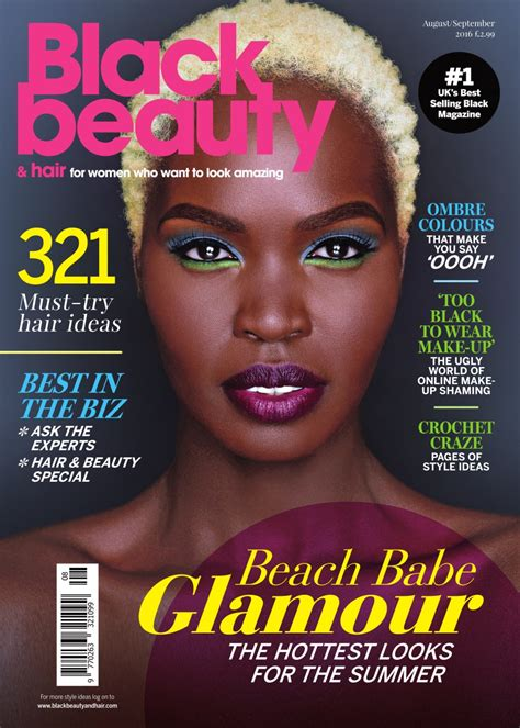 black beauty hair uk 1 black magazine august
