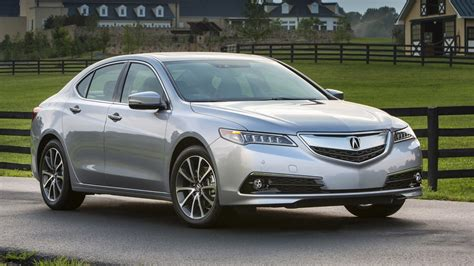 2015 2016 acura tlx review gallery top speed