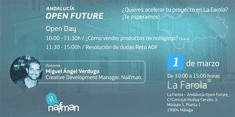 open day la farola andalucí open future