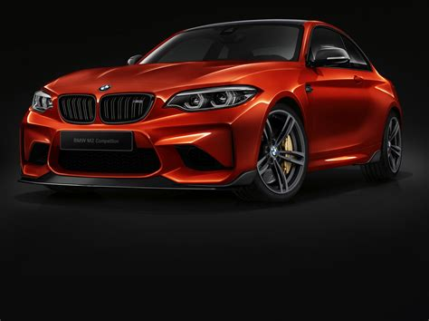 bmw m2 competition production begins july 2018