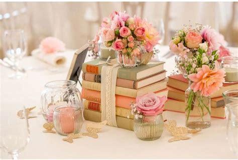 wedding decor inspiration antique book centerpieces yesmissy