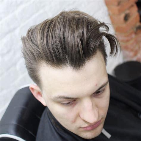 2018 men hair trend movenment flow