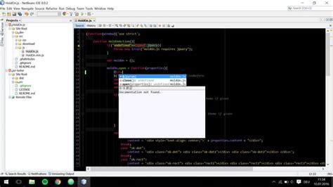 top 7 free web development ide javascript html