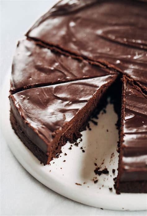 flourless chocolate cake recipe paleo gluten free eats