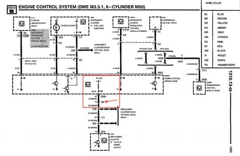 e30 m50 c103 wiring r3vlimited forums