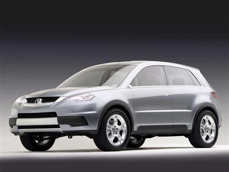 2005 acura rdx concept car photos catalog 2019