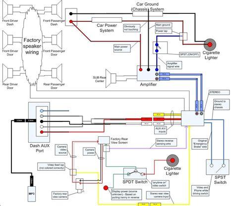 2013 toyota tacoma radio wiring diagram free wiring