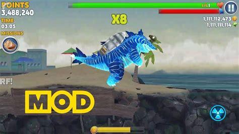 hungry shark evolution mod apk 6 7 0