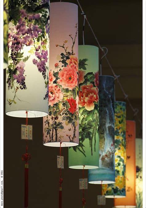 chinese lanterns taiwan 台灣 wall paper livingroom flowers