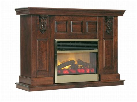 classic electric fireplace dutchcrafters amish furniture