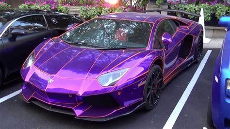 سيارة تغير لونها color changing car paint youtube