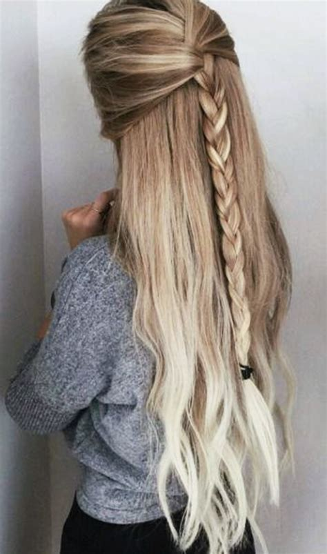 follow pinterest style life easy hairstyles long hair