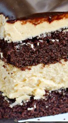 peanut butter chocolate mousse brownie cake recipe brownie