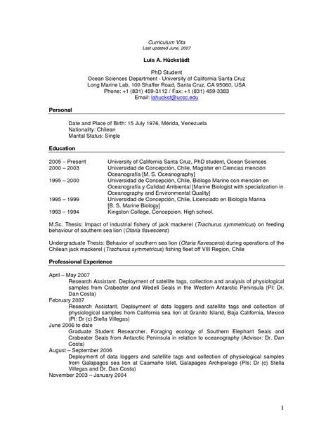 cv template phd student student resume phd student