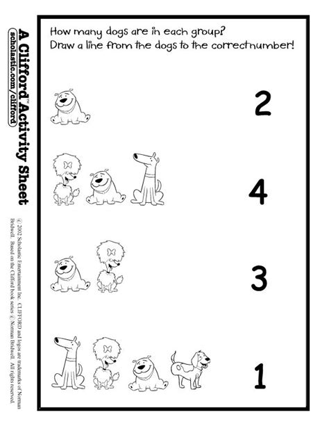 33 images pet worksheets pinterest preschool ideas number