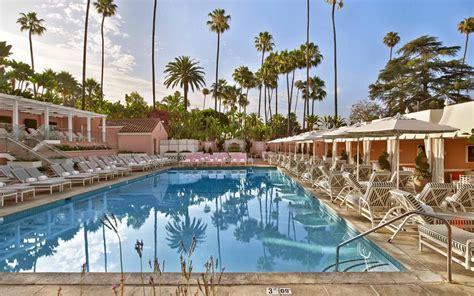 top 10 star hotels los angeles telegraph travel