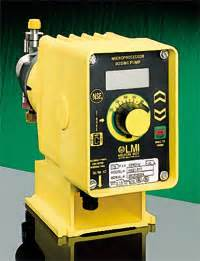 scti chemical feed pumps