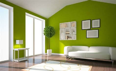 power color meaning house 2019 living room green